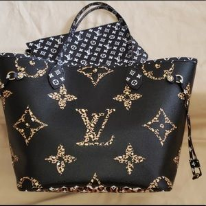 Limited Addition Jungle Neverfull MM